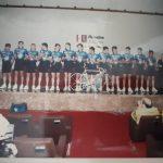 Presentación equipo juvenil 2 Ruedas - Valencia (1994)