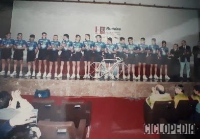 Imagen de Presentación equipo juvenil 2 Ruedas – Valencia (1994)