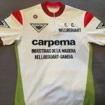 Equipo de categoría juvenil Carpema - CC Bellreguart (Valencia) 1988