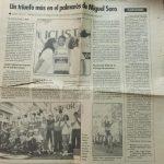 Volta la Safor para juveniles, Gandía (Valencia) - 1994
