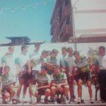 Imagen de Carrera juveniles en Bellreguard (Valencia) – 1994