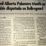 Carrera juveniles en Bellreguard (Valencia) - 1994