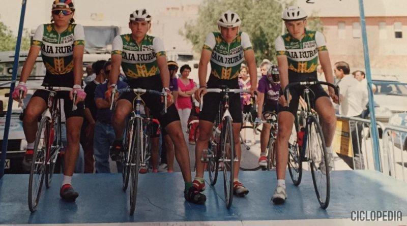 Imagen de Campeonato autonómico de Contrarreloj por equipos – Juveniles 1994