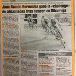 Challenge de la Comunidad Valenciana para aficionados 1991