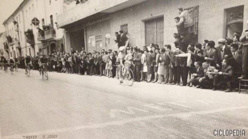 Imagen de Trofeu San Josep de Alginet  (Valencia) – 1961