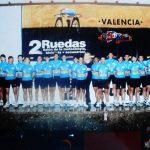 Presentación equipo juvenil 2 Ruedas (Valencia) - 1995
