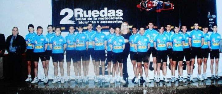 Imagen de Presentación equipo juvenil 2 Ruedas (Valencia) – 1995