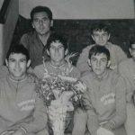 Equipo La Casera de juveniles, Valencia - 1968
