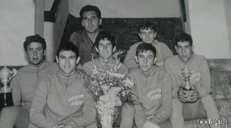 Imagen de Equipo La Casera de juveniles, Valencia – 1968