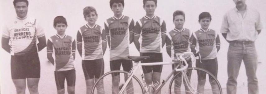 Imagen de Escuela de Ciclismo P.C. Campanar (Valencia) – 1988