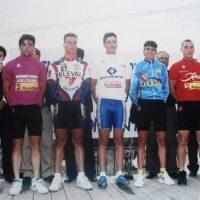Etapa en Otinyent de la Volta a la Vall d'Albaida (Valencia) para juveniles – 1995