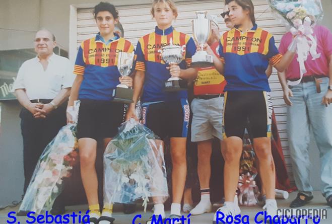 Imagen de Campeonato Comunidad Valenciana para féminas de cadetes, juveniles y aficionadas – 1991