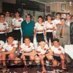 Equipo ciclista ROGERMAR cadetes de la PC La Torre (Valencia) - 1995