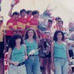 Campeonato de España de pista para juveniles en Silla (Valencia) - 1990