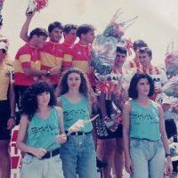 Campeonato de España de pista para juveniles en Silla (Valencia) – 1990