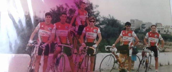 Imagen de Equipo de juveniles Arroz Cebolla de Silla en Albalat dels Tarongers (Valencia) – 1990