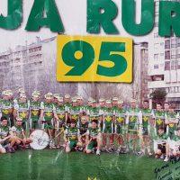 Presentación del equipo Caja Rural Navarra de aficionados y juveniles – 1995