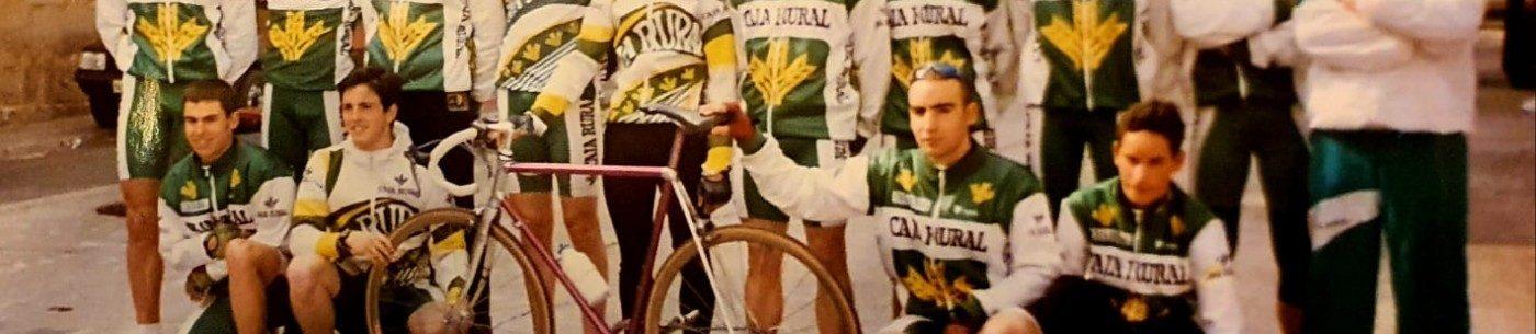 Imagen de Equipo Caja Rural Navarra del Club Ciclista Peraltés para Juveniles – 1996