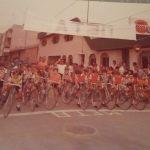 Cursa de Festes de Sueca (Valencia) para escuelas - 1984