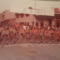 Cursa de Festes de Sueca (Valencia) para escuelas – 1984