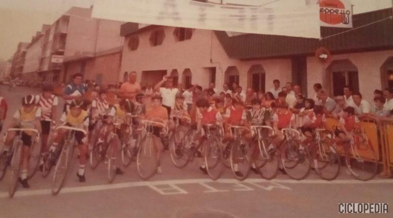 Imagen de Cursa de Festes de Sueca (Valencia) para escuelas – 1984