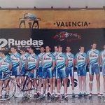 Presentación equipo 2 Ruedas - Sodexo  de categoría amateur (Valencia) - 1995