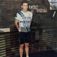 Imagen de Presentación del equipo Juan Giner de la PC Pinedo del año 1988