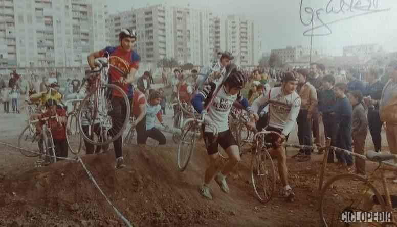 Imagen de Ciclocross en Valencia – 1986