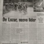 XIII Vuelta a Besaya (Cantabria) para juveniles - 1999