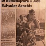 Homenaje a Salvador Sanchis, Genovés (Valencia) - 1992