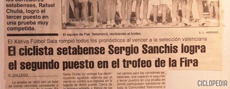 Imagen de Trofeo Fira d'Agost para cadetes en Xàtiva (Valencia) – 1992
