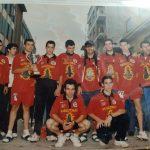 Juveniles en Alginet (Valencia) - 1995