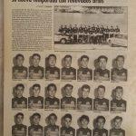 Presentación del equipo Cristaleriva Vinarocense-Lotus de Vinaroz (Castellón) del año 1994