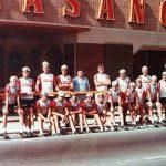 Pedal Club Sueca (Valencia) en el año 1989