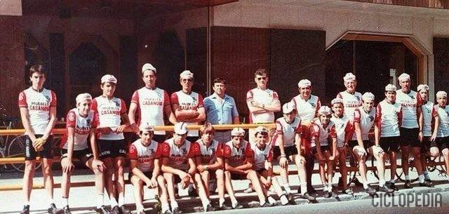 Imagen de Pedal Club Sueca (Valencia) en el año 1989