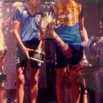 Imagen de Jorge Gil campeón provincial de Valencia en categoría juvenil, 1984