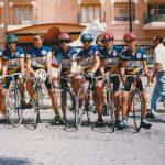 Carrera de cadetes en Pego (Alicante) - 1996