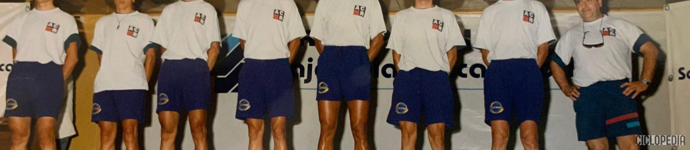 Imagen de Vuelta a España amateur 1995